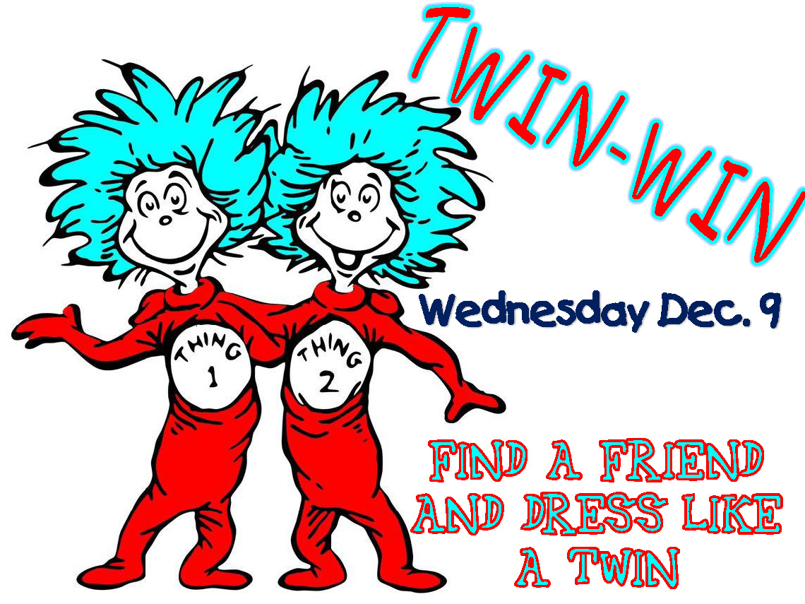 Twin Win Day Tomorrow Elysian School